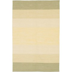 Buy Chandra Rugs India Hand-Woven Contemporary Ivory Rug - IND4 on sale online