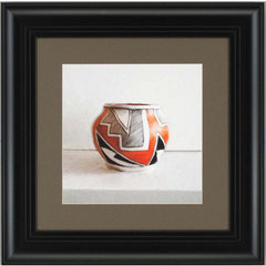 Buy Paragon Indian Pottery Framed Wall Art (Set of 2) on sale online