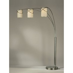 Buy NOVA Lighting Internal 3-Light Arc Floor Lamp on sale online