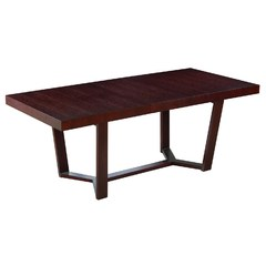 Buy J&M Furniture Class 79x36 Rectangular Leg Dining Table on sale online