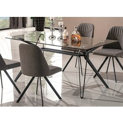 Buy J&M Furniture Fresno 35x22 Rectangular Dining Table on sale online