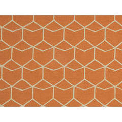 Buy Jaipur Rugs Abstract Pattern Red and Orange Indoor and Outdoor Rug  - BA07 on sale online