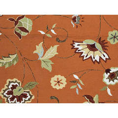Buy Jaipur Rugs Abstract Pattern Red and Orange Indoor and Outdoor Rug  - BA16 on sale online