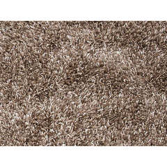 Buy Jaipur Rugs Beige and Brown Solid Pattern Shag Rug - ND06 on sale online
