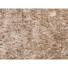 Buy Jaipur Rugs Beige and Brown Solid Pattern Shag Rug - VR01 on sale online