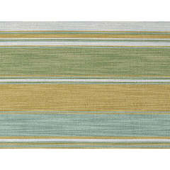 Buy Jaipur Rugs Flat Weave Stripe Pattern Green Wool Handmade Rug - PV08 on sale online