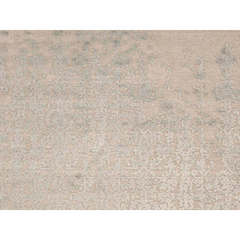 Buy Jaipur Rugs Modern Abstract Pattern Ivory and White Viscose and Chenille Rug - FB36 on sale online