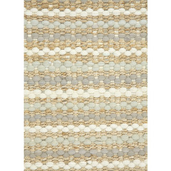 Buy Jaipur Rugs Natural Solid Pattern Jute and Cotton Beige and Brown Rug - AD03 on sale online