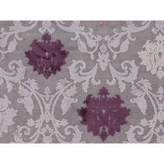 Buy Jaipur Rugs Transitional Floral Pattern Pink and Purple Viscose and Chenille Rug - FB26 on sale online