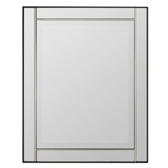 Buy Cooper Classics Jansen Mirror in Silver on sale online