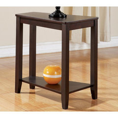 Buy Steve Silver Joel 24x16 Chairside End Table in Rich Cherry on sale online