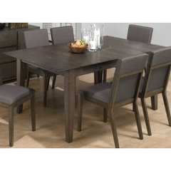 Buy Jofran Antique Gray Ash 60x42 Butterfly Leaf Dining Table on sale online