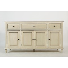 Buy Jofran Avignon 60x17 Console in Ivory on sale online