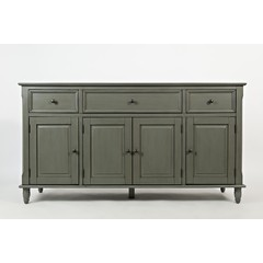 Buy Jofran Avignon 60x17 Console in Storm Grey on sale online