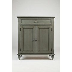 Buy Jofran Avignon Accent Cabinet in Storm Grey on sale online