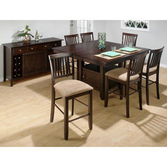 Buy Jofran Baker 8 Piece Slat Counter Height Set on sale online