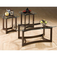 Buy Jofran Bellingham Brown 3 Piece Occasional Table Set on sale online