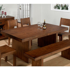 Buy Jofran Braeburn Rectangular Fixed 75x38 Dining Table on sale online