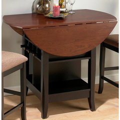 Buy Jofran Brunette Double Leaf 48x24 Counter Height Table on sale online