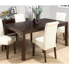 Buy Jofran Carlsbad Cherry 60x42 Dining Table on sale online
