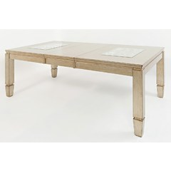 Buy Jofran Casa Bella 78x42 Dining Table w/ Extension Leaf on sale online