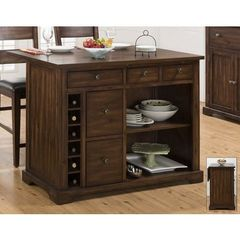 Jofran Inc. Kitchen Islands & Carts