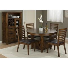 Buy Jofran Coolidge Corner 6 Piece 48x48 Dining Room Set on sale online