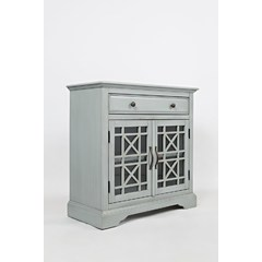 Buy Jofran Craftsman 32x15 Accent Cabinet in Early Grey on sale online