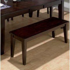 Buy Jofran 50x14 Inch Rustic Prairie Conventional Height Backless Bench on sale online