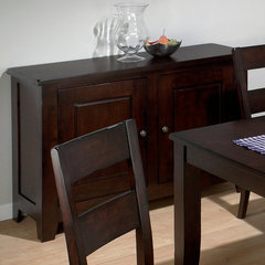 Buy Jofran Dark Rustic Prairie Server on sale online