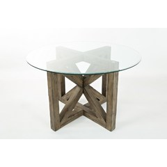 Buy Jofran Hampton Road 48x48 Round Dining Table on sale online