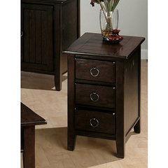 Buy Jofran Heirloom 24x16 Chairside Table on sale online