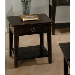 Buy Jofran Heirloom 26x24 End Table on sale online