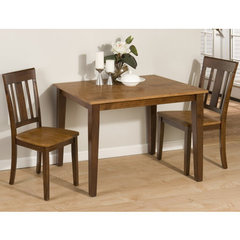 Buy Jofran Kura Canyon 3 Piece 42x30 Dining Room Set on sale online