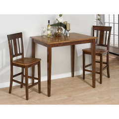 Buy Jofran Kura Canyon 3 Piece Fixed Top Counter Height Set on sale online