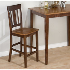Buy Jofran Kura Canyon Triple Upright Counter Height Stool on sale online
