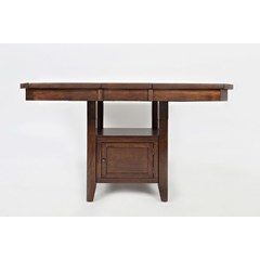 Buy Jofran Manchester 54x54 High/Low Table w/ Storage Base on sale online