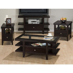 Buy Jofran Marlon 4 Piece Occasional Table Set on sale online