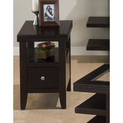 Buy Jofran Marlon 24x16 Chairside Table on sale online