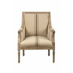 Buy Jofran McKenna Upholstered Accent Chair in Tan on sale online