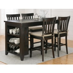 Buy Jofran Prospect Creek 5 Piece 60x30 Counter Table Set on sale online