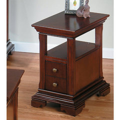 Buy Jofran Regal 24x14 Chairside Table on sale online