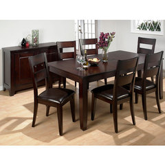 Buy Jofran Rustic Prairie 7 Piece 60x42 Dining Room Set on sale online