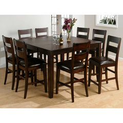 Buy Jofran Rustic Prairie 9 Piece 60x42 Counter Height Set on sale online