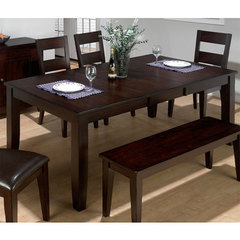 Buy Jofran Rustic Prairie Butterfly Leaf Rectangle 60x42 Dining Table on sale online