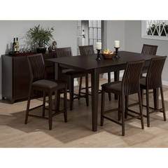 Buy Jofran Ryder Ash 7 Piece 60x42 Counter Height Set on sale online
