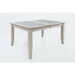 Buy Jofran Sarasota Springs 60x42 Tiled Extension Dining Table on sale online