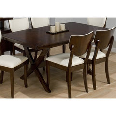 Buy Jofran Satin Walnut 60x42 Butterfly Leaf Rectangular Dining Table on sale online