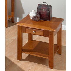 Buy Jofran Sedona 24x22 End Table on sale online