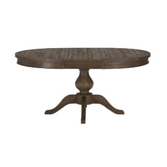 Buy Jofran Slater Mill 66x48 Round to Oval Dining Table on sale online